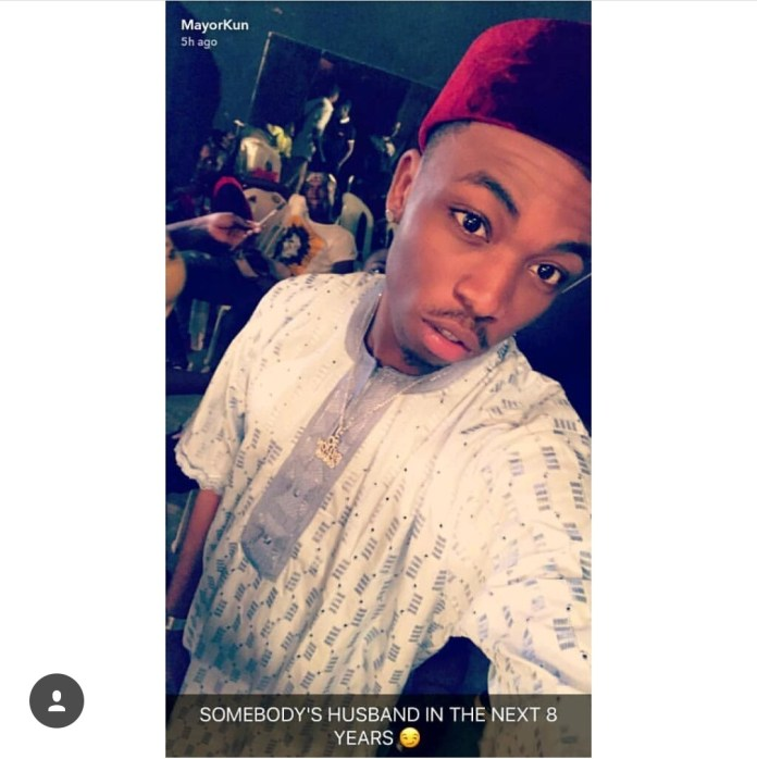 How many baby mamas before singer Mayorkun marries in 2026?