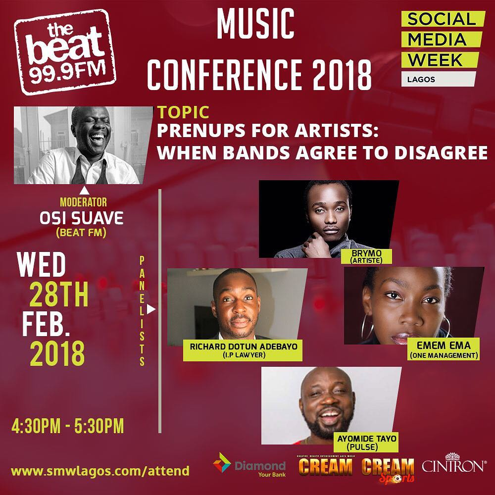 #SMWLagos 2018: Social Media Week Lagos Day 3! See the Schedule & Register to Attend