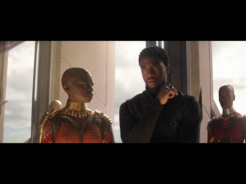 "Wakanda is ready for Battle in new ""Avengers: Infinity War"" Trailer 