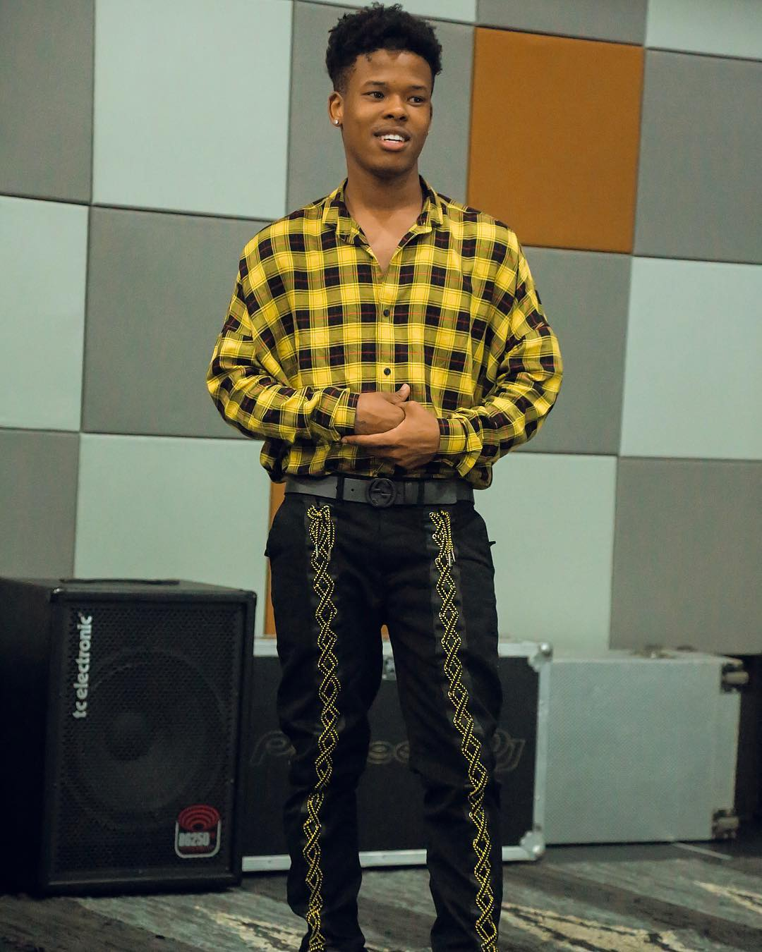 I'm working on Collaborations with A$AP Ferg, Tiwa Savage, Olamide – Nasty C