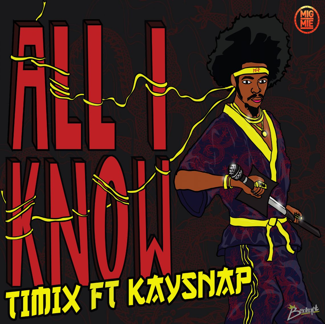 Timix – All I Know