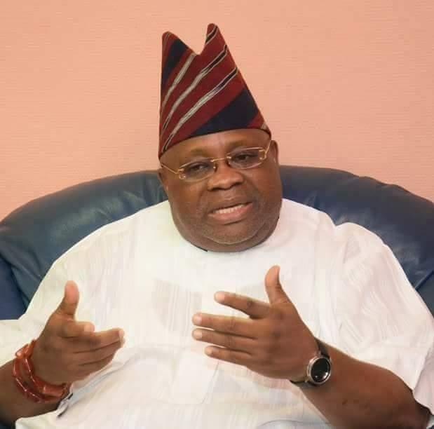 Nigerians laugh at Senator Adeleke's governorship ambition!