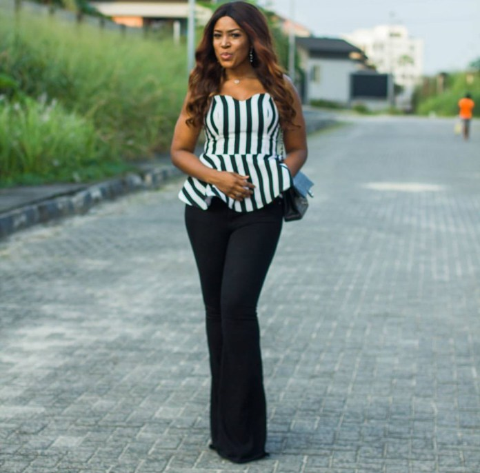 Linda Ikeji reportedly gets engaged, getting married soon.