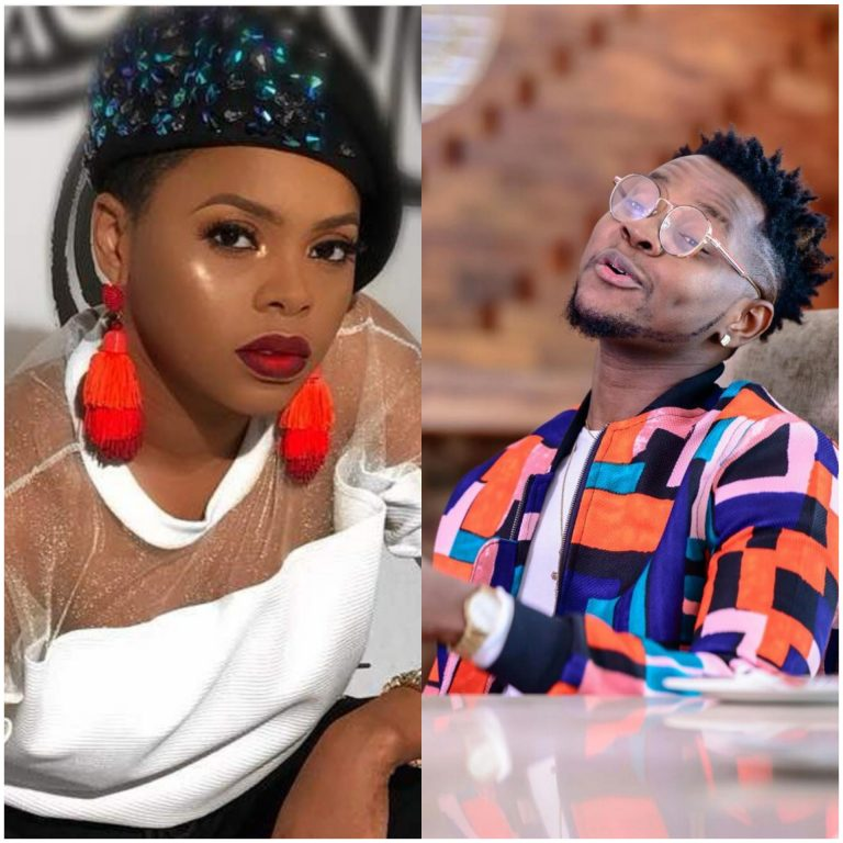 Chidinma Tells Her New Found Love Kiss Daniel To Show Her Off In New Single Ynaga
