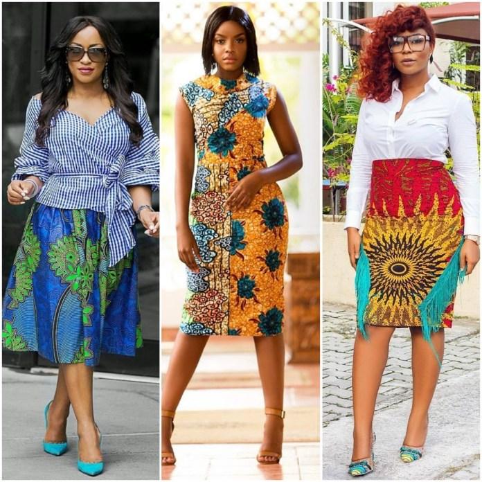 5 stylish ways to rock the Ankara fabric to work