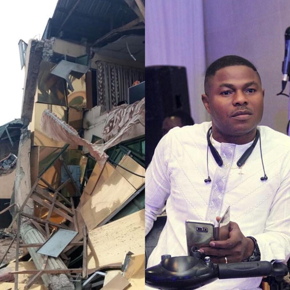 PDP, Atiku, Ben Murray-Bruce react to Demolition of Yinka Ayefele's Music House