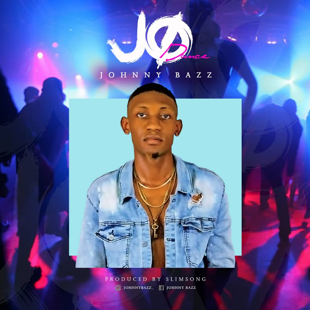 JOHNNY BAZZ – JO (DANCE)