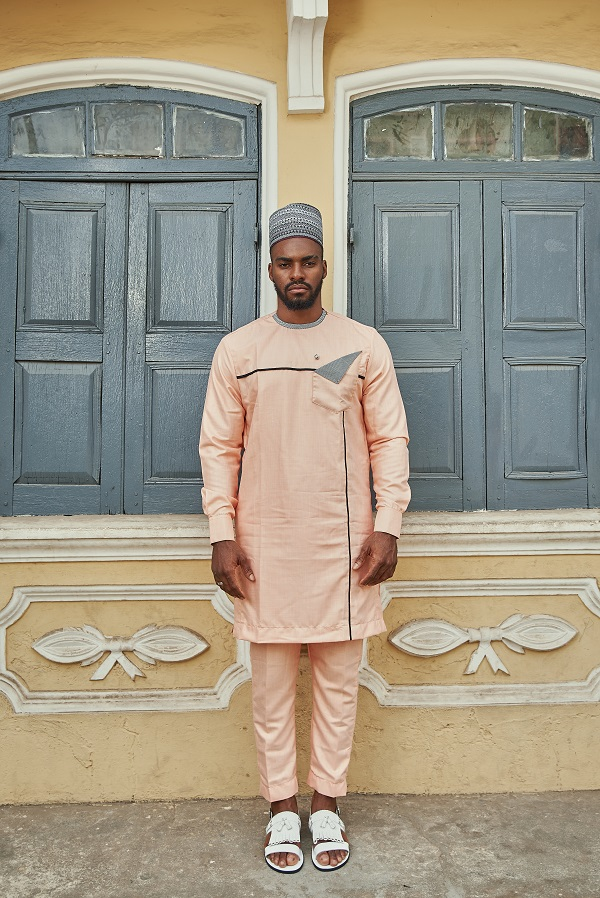 Oseme Roberts drops 2019 Kaftan Collection titled Evolution