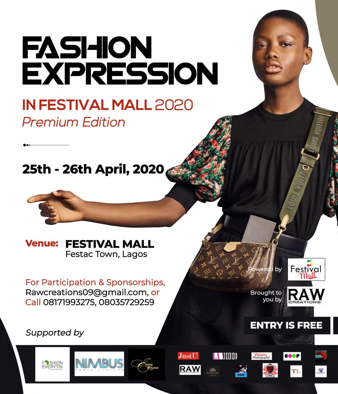 FASHION EXPRESSION PRESS RELEASE 2020